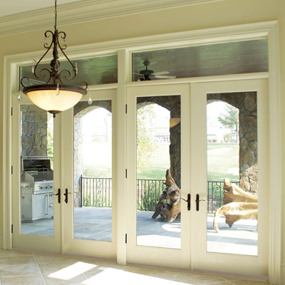 new patio door french door